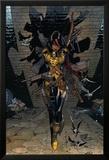 New Mutants No.3 Cover: Moonstar Posters by Adam Kubert