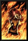 X-Men: Phoenix - Endsong No.1 Cover: Phoenix, Grey and Jean Posters par Greg Land