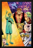 Hercules: Twilight of a God No.3 Cover: Hercules and Others Posters par Bob Layton