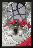 Doctor Strange: From the Marvel Vault No.1 Cover: Dr. Strange Poster autor Mario Alberti
