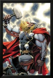 The Mighty Thor No.11 Cover: Thor Standing with Mjonir Prints by Dale Keown