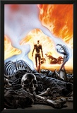 Ghost Rider No.6 Cover Posters af Ron Garney