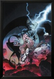 Thor: God of Thunder 10 Cover: Odin, Gorr Posters by Esad Ribic