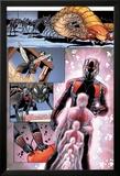 Ant-Man: Larger Than Life 1 Panel Posters par Andrea Di Vito