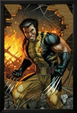 Wolverine No.304 Cover: Wolverine Standing Posters by Dale Keown