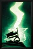 Infinity 4 Cover: Thor Art by Adam Kubert