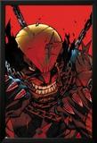 Savage Wolverine 7 Cover: Wolverine Kunstdrucke von Joe Madureira