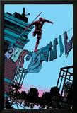 Daredevil 26 Cover: Daredevil Poster par Chris Samnee