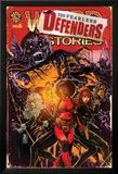 Fearless Defenders 6 Cover: Misty Knight, Black Widow, Black Cat Affischer av Mark Brooks