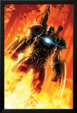 Iron Man 24 Featuring Iron Man Art by Luke Ross