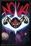 Nova 6 Cover: Nova Posters by Ed McGuinness