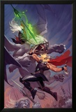 Thor: God of Thunder 13 Cover: Thor, Malekith Plakater af Ron Garney