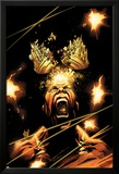 Infinity 3 Cover: Black Bolt Print by Adam Kubert