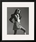 Vogue - March 1969 Art by Gianni Penati
