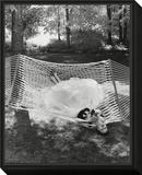 Vogue - July 1953 Framed Print Mount by Gene Moore