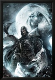 Shadowland: Moon Knight No.2 Cover: Moon Knight Standing Prints by Francesco Mattina