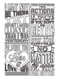 Action Set White Plastic Sign by  Vintage Vector Studio