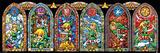 The Legend Of Zelda- Link D'Art Plakater