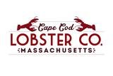 Cape Cod - Lobster Company Plastic Sign by  Lantern Press