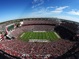 Williams-Brice Stadium Stampa fotografica di Streeter Lecka