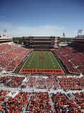 Boone Pickens Stadium Photographic Print by Brett Deering