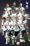 Tottenham- Players 15/16 Posters