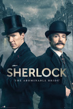 Sherlock- The Abominal Bride Affischer