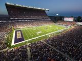 Washington: Husky Stadium Fotografisk tryk af Otto Greule Jr