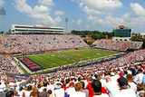 Ole Miss: Vaught-Hemingway Stadium Fotografisk trykk av Butch Dill