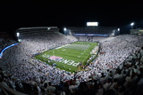 Pregame at Beaver Stadium Photographic Print by Steve Manuel