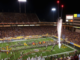 Arizona State: Pregame at Sun Devil Stadium Photographic Print by Christian Petersen