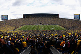 Michigan Stadium Photographic Print by Christian Petersen