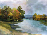 Lacu I Prints by Tania Bello