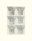 English Architectural VI Giclee Print
