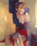 Odalisque I Giclee Print by Christine Comyn