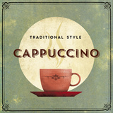 Finest Coffee - Cappuccino Giclee Print by  Hens Teeth