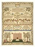 Sampler I Giclee Print by Susanna Gellett