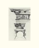 English Architectural III Giclee Print