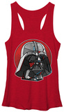 Juniors Tank Top: Star Wars- Kaleidoscope Darth Vader Tank Top