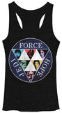 Juniors Tank Top: Star Wars- Force Hope Jedi Tank Top