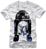 Star Wars- R2-D2 Collage T-shirts