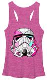 Juniors Tank Top: Star Wars- Kaleidoscope Trooper Tank Top