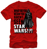 Star Wars- Uninitiated T-shirts