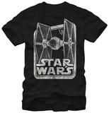Star Wars- Classic Tie T-shirts