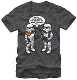 Star Wars- Trooper Second Thoughts T-Shirt