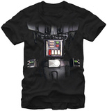 Star Wars- Darth Vader Costume Tee Shirts