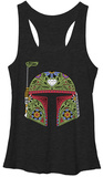 Juniors Tank Top: Star Wars- Sugar Fett Camiseta sin mangas