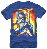 Star Wars- The Fett-meister T-shirts