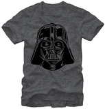 Star Wars- Darth Vader Face T-shirts