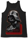 Tank Top: Star Wars- Profile Vader Tank Top